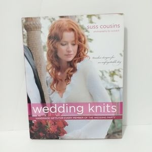 Wedding Knits Hardcover Book